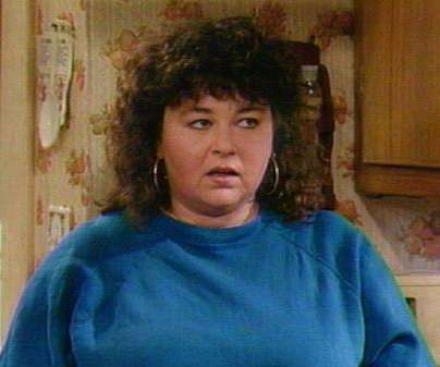 Perms in the 80s were popular. Roseanne carried a perm into the 90s