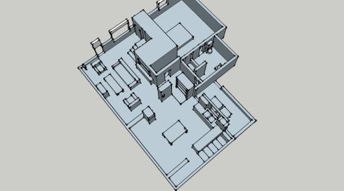 Roseanne Conner's Floor Plan